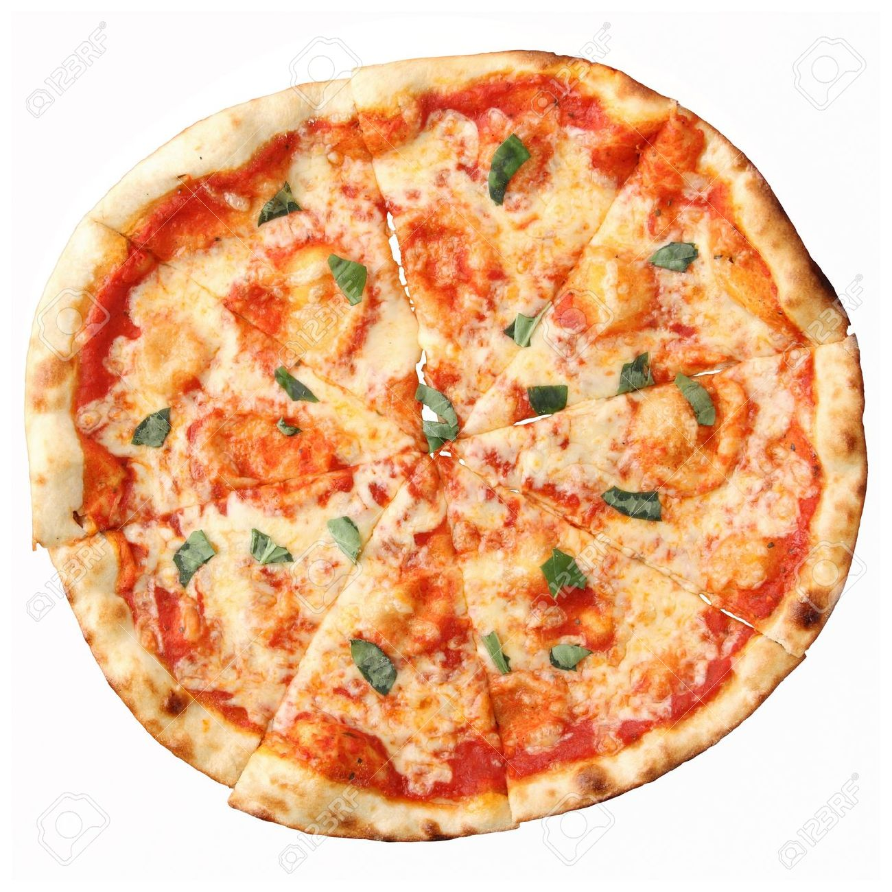 Pizza Margherita Stock Photos Images 4086 Royalty Free