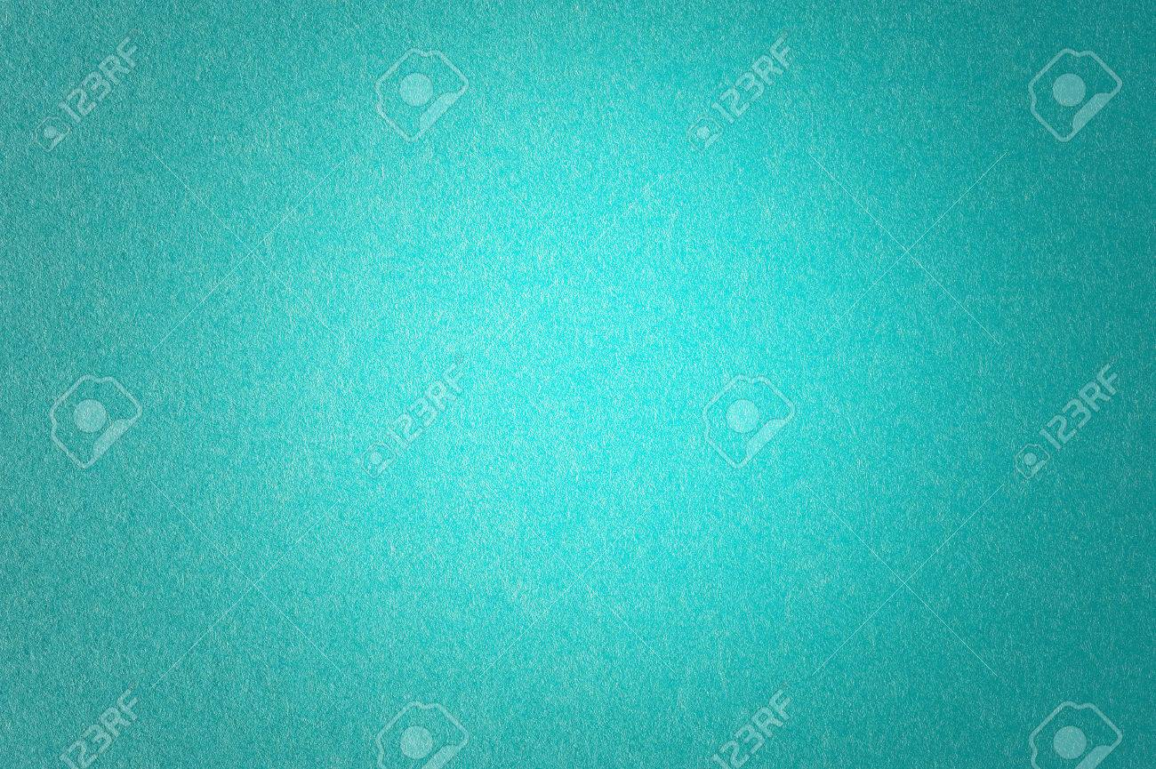 Teal Blue Textured Paper Background - 40356351