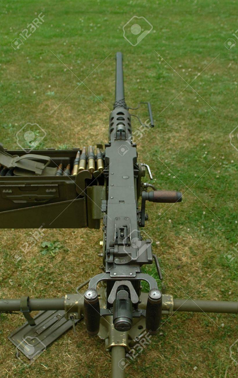 Gun Ammo Box