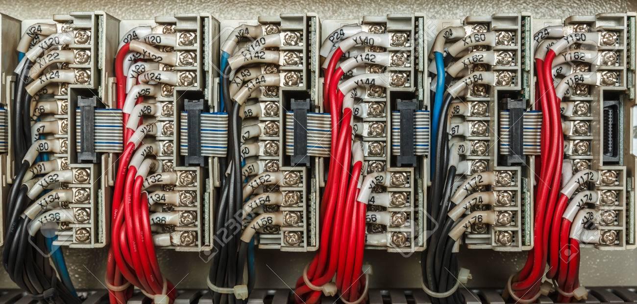 Outstanding Wiring Plc Control Panel Mit Drahten Industriellen Fabrik Wiring Digital Resources Antuskbiperorg
