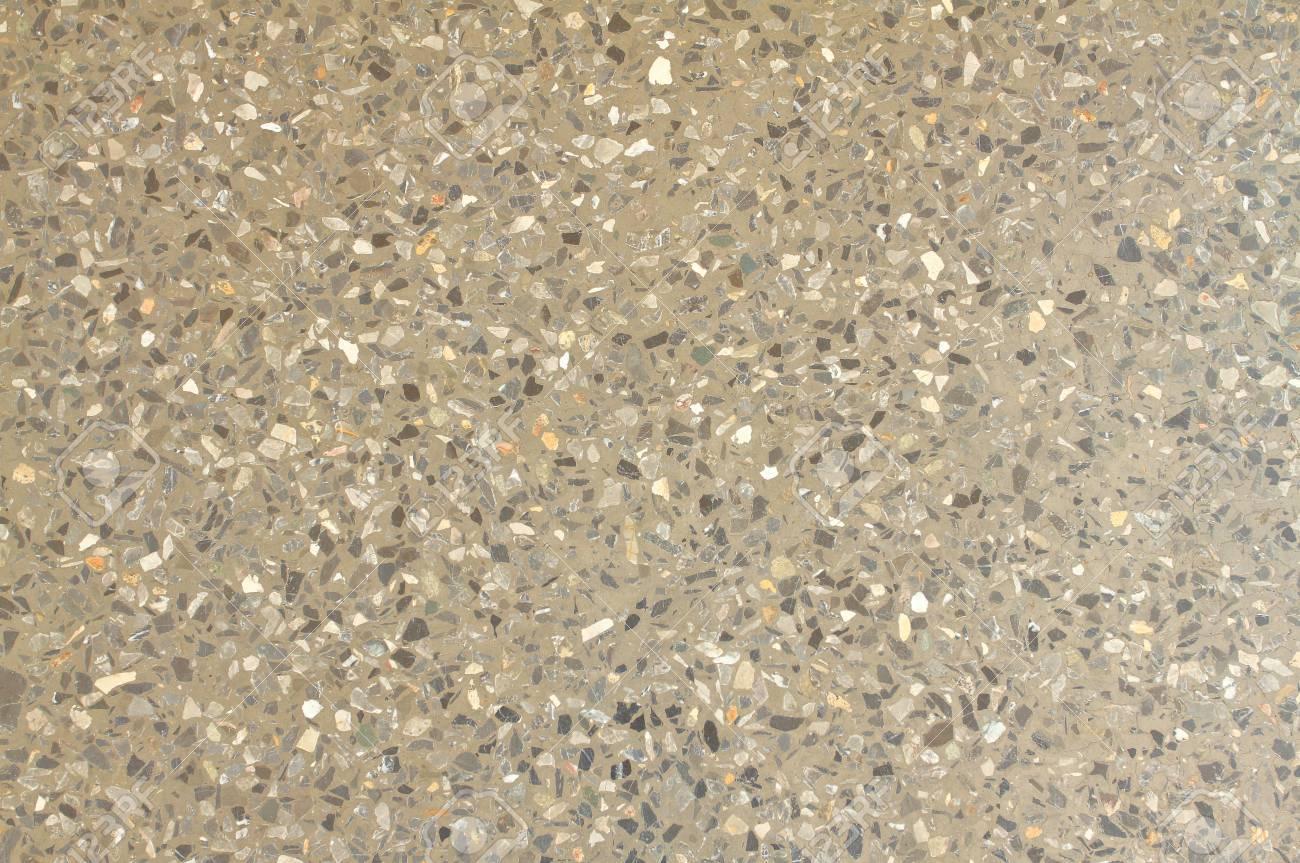Charmant Banque Du0027images   Texture De Sol En Terrazzo, Fond Constitué De Copeaux De  Marbre Ou De Granit Mis En Béton Et Poli Pour Donner Une Surface Lisse