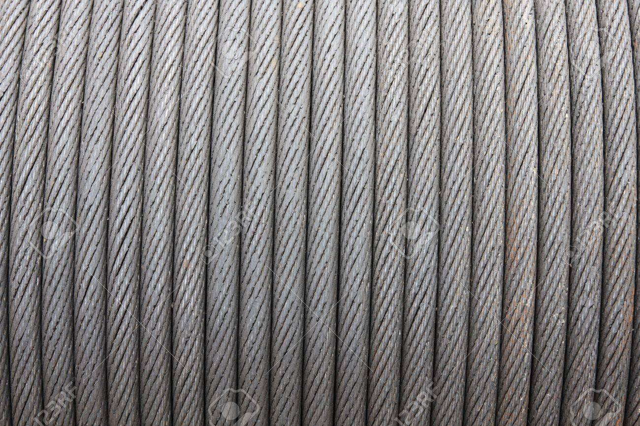 Wire Rope Texture Stock Photo, Picture And Royalty Free Image. Image ...