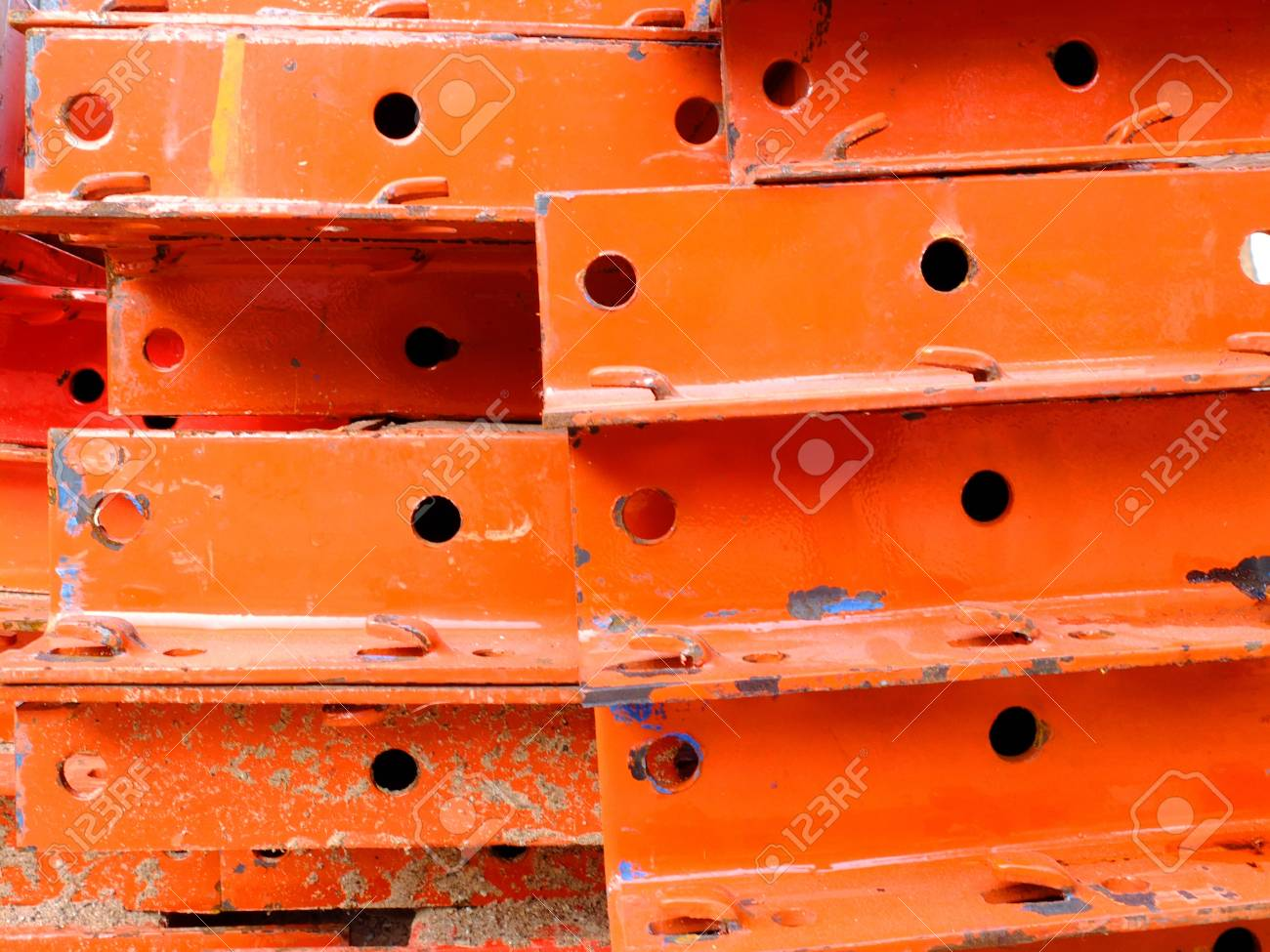 steel for construct Stock Photo - 17902660