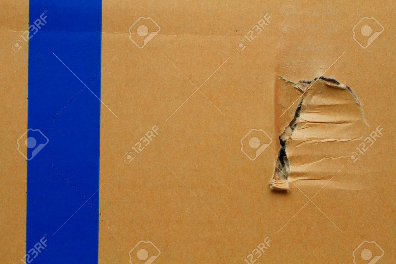 Cardboard background Stock Photo - 21830407