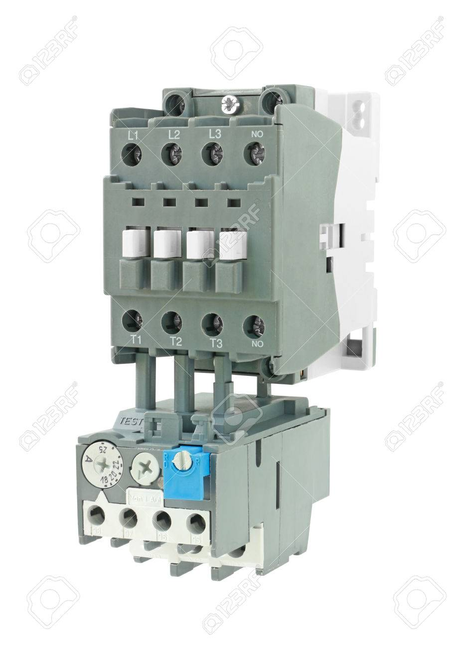 Luxury Wiring Diagram Of Magnetic Contactor Sketch - Everything You ...