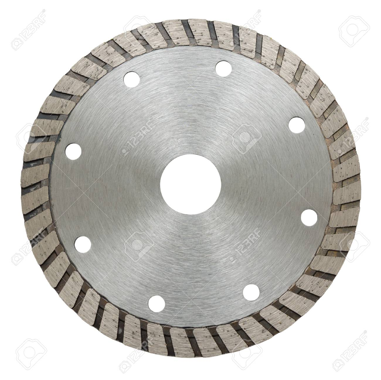 abrasive disc for metal cutting for eccentric instruments, isolated Stock Photo - 19221096
