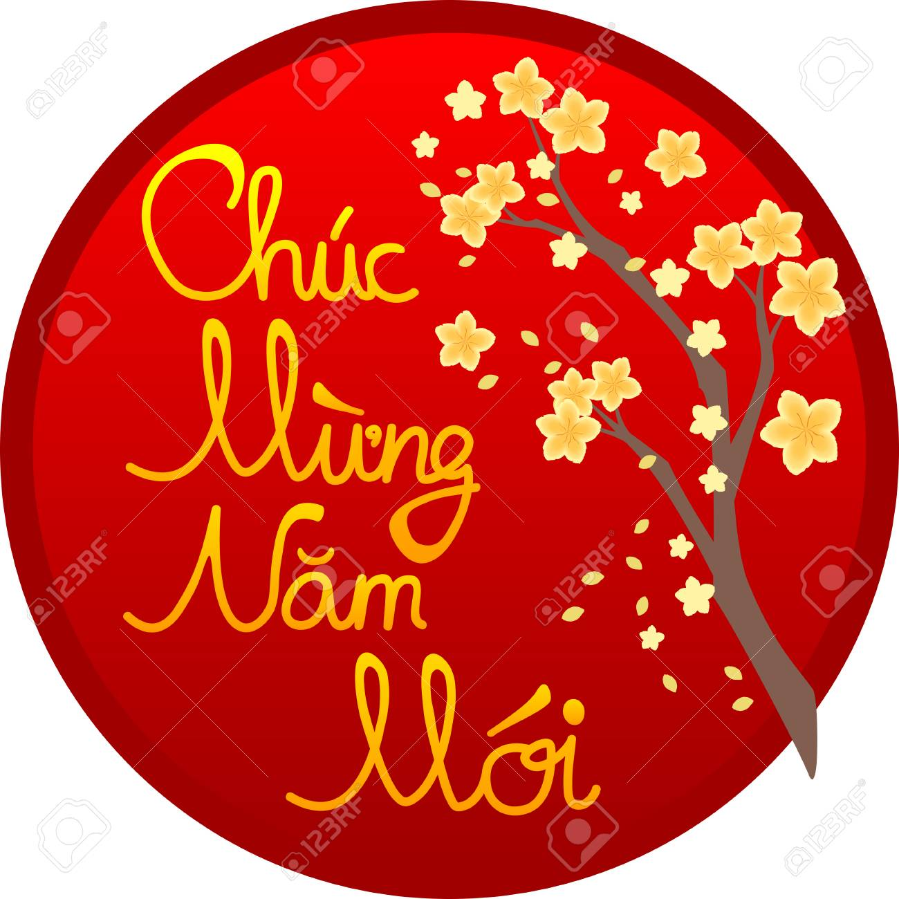 happy new year chuc mung nam moi in vietnamese wishing message with hoa
