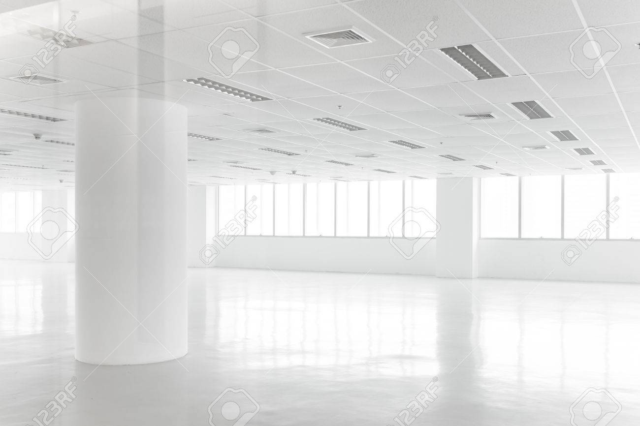 stock photo white open space office interior can be used as background white e90 office