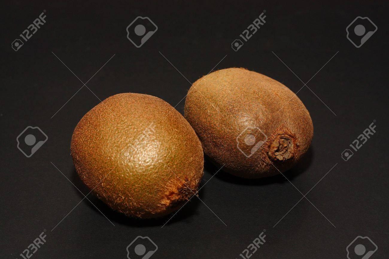 kiwi fruit autumn brown eat Stock Photo - 5581395