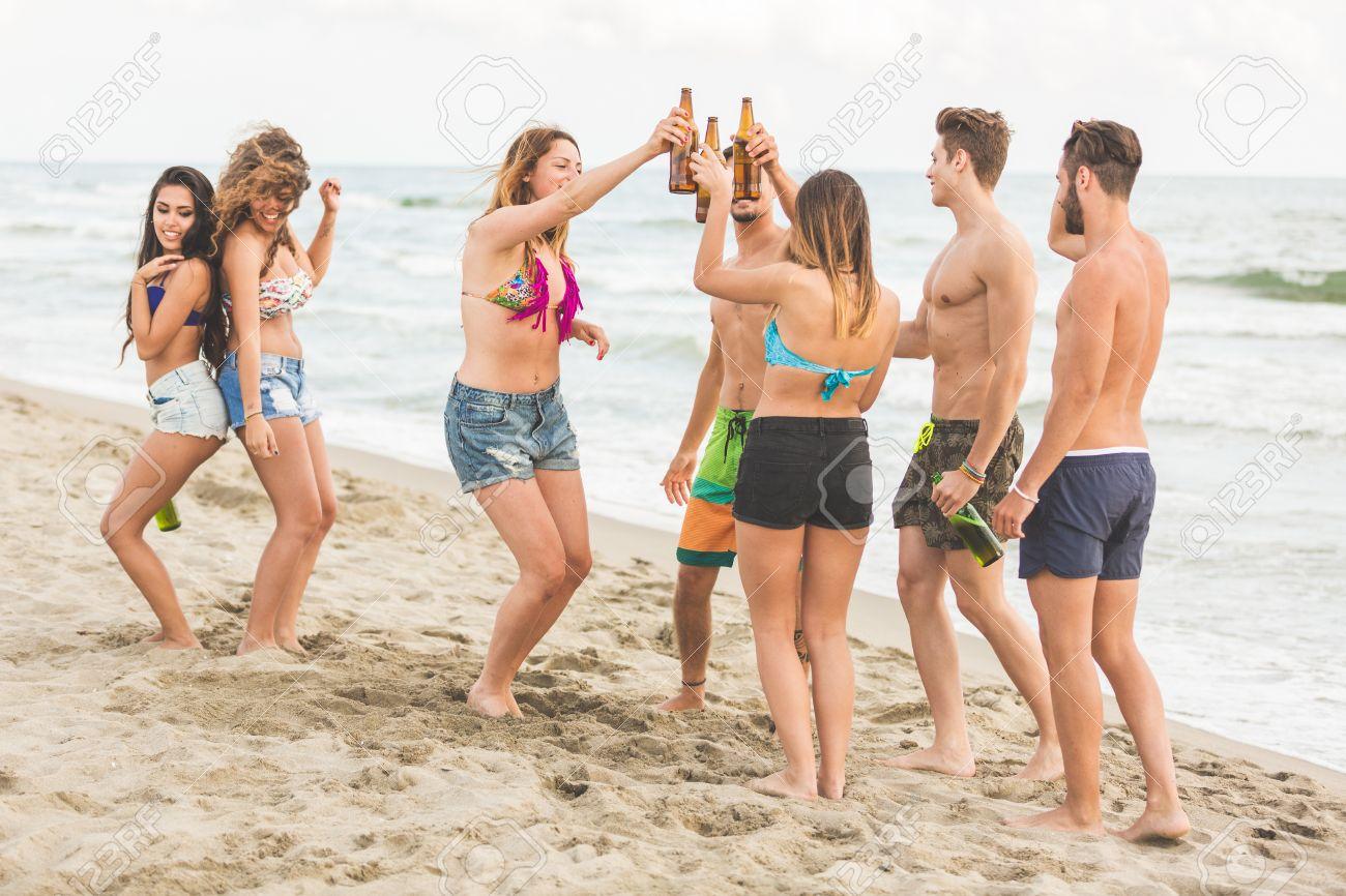 Beach dancing pic 47