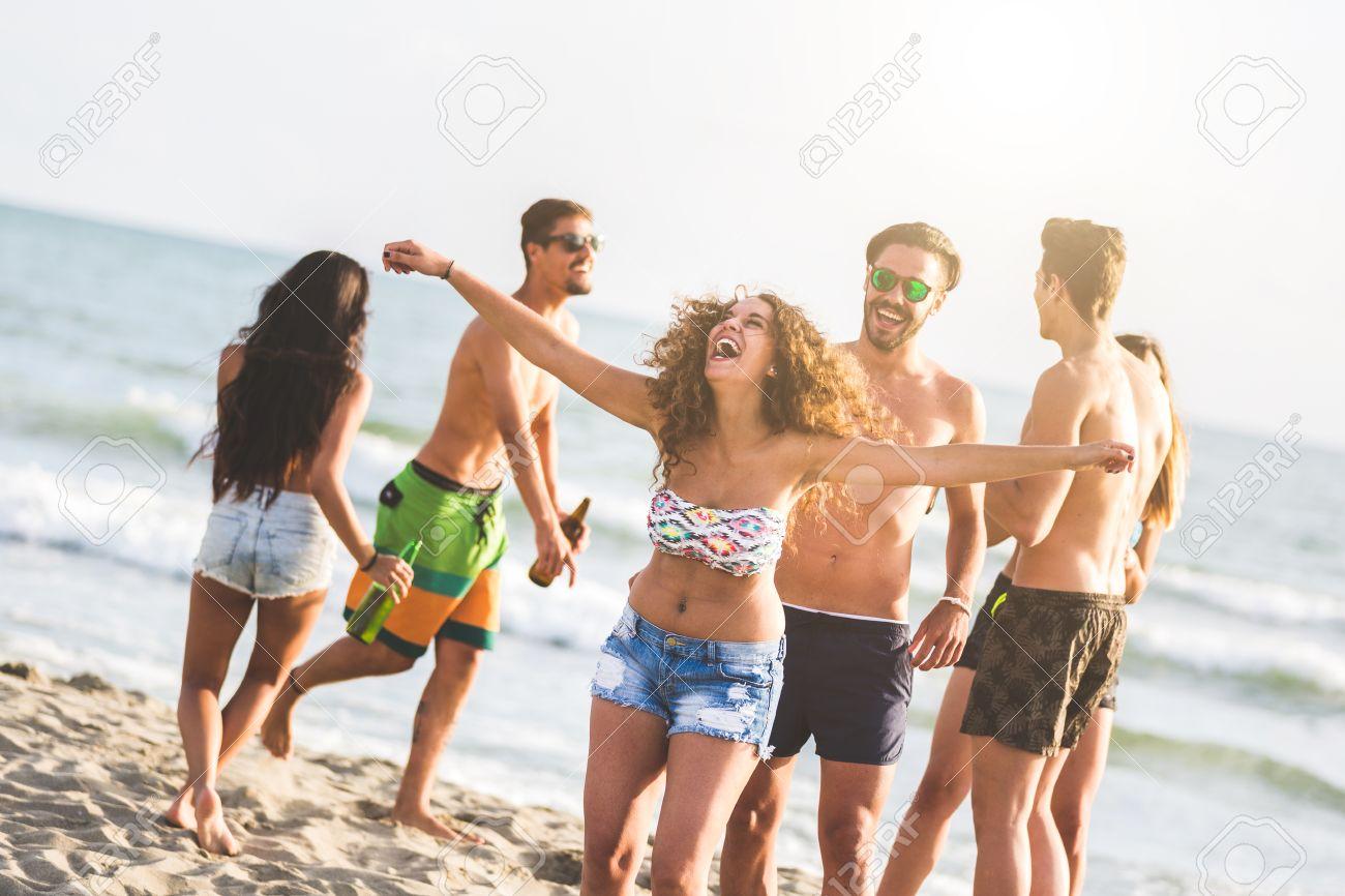 Beach dancing pic 46