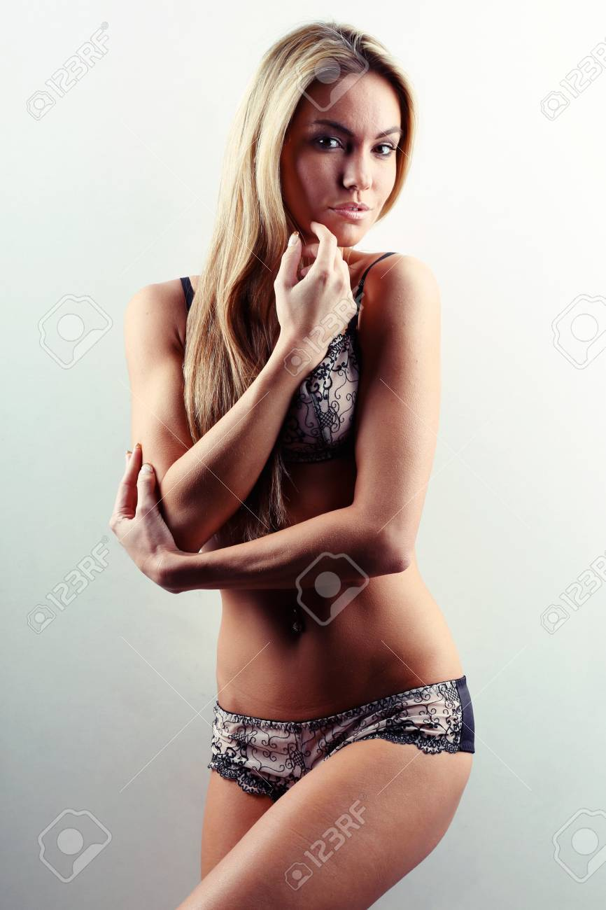 very sexy woman in lingerie Stock Photo - 16730528
