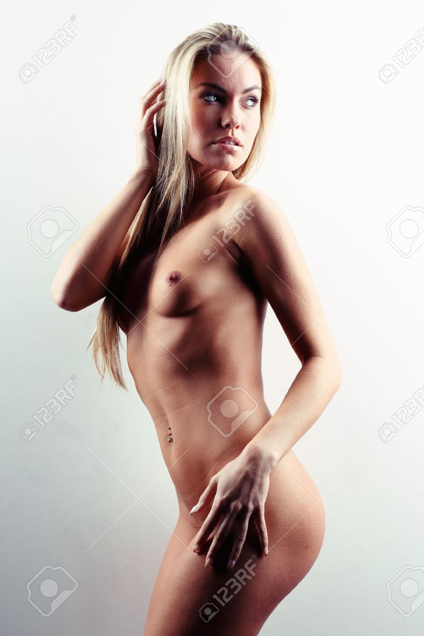 very beautiful nude or naked woman Stock Photo - 16854597