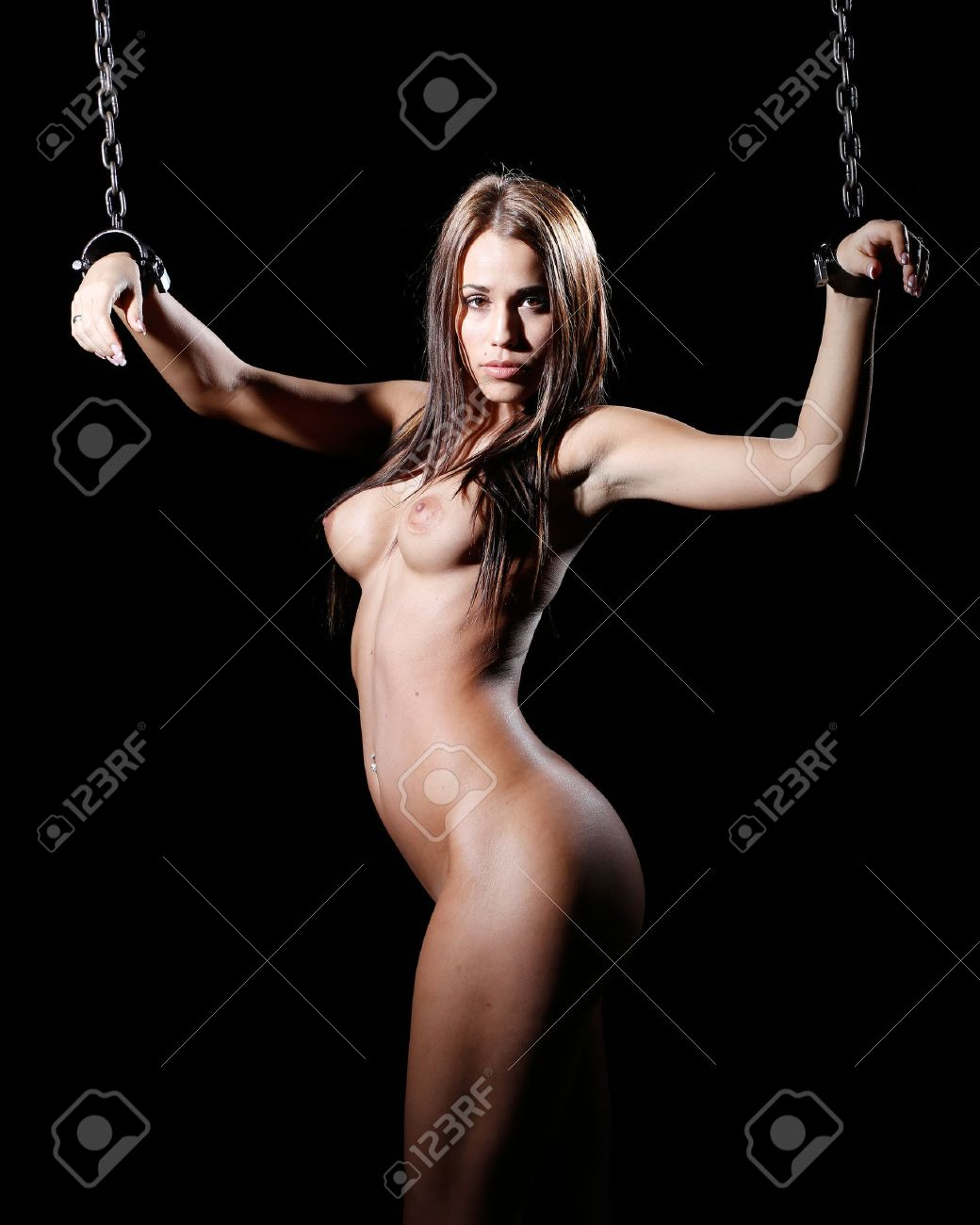 Nude chained art naked tube