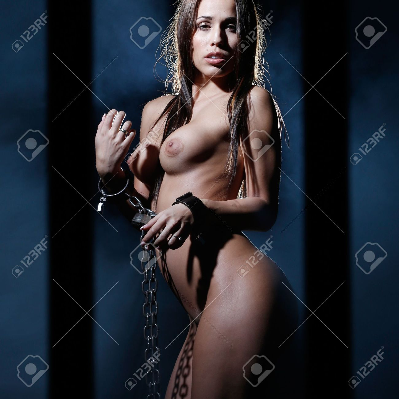 Bondage behind bars