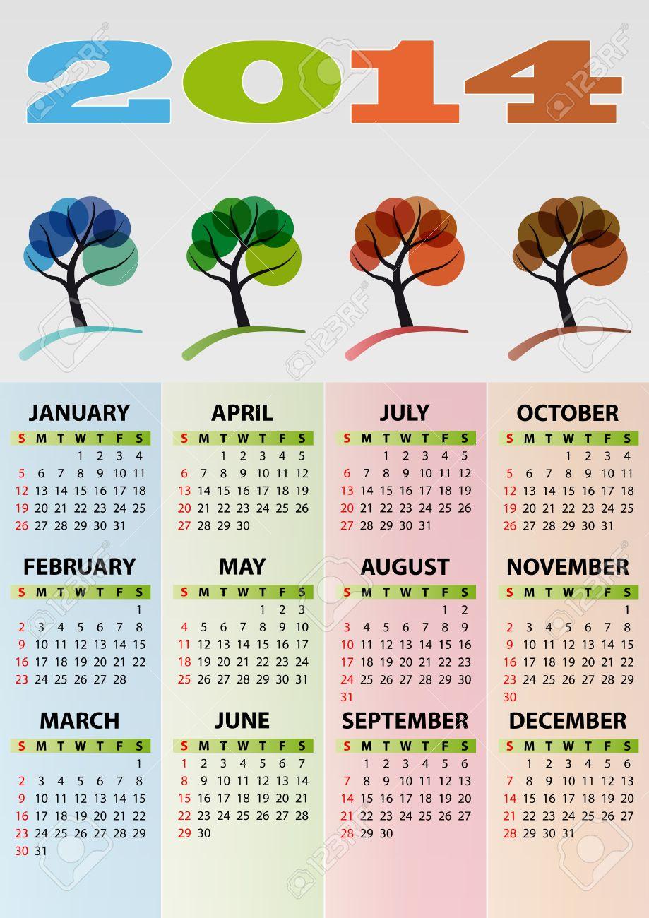 us seasons calendar