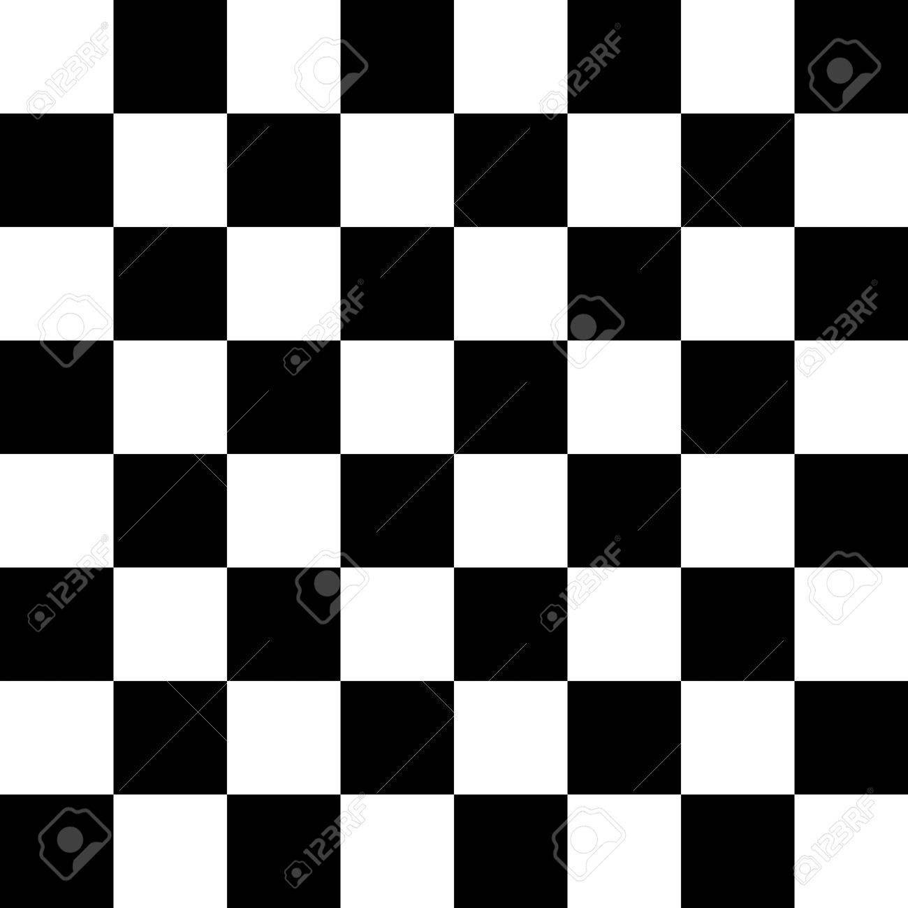 Seamless black and white checkered texture stock images image - Seamless Black And White Checkered Pattern For Floor Or Chessboard Stock Photo 25388778