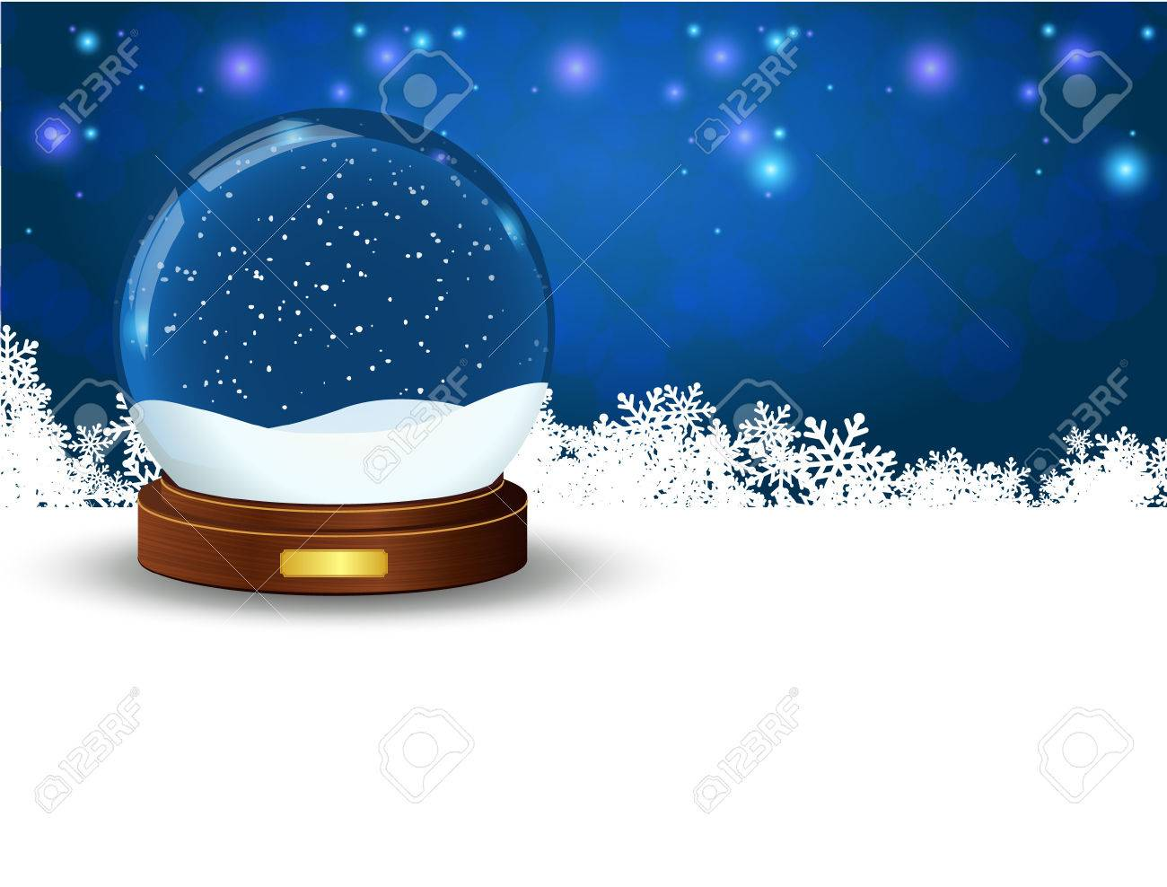 christmas background Stock Vector - 8127471
