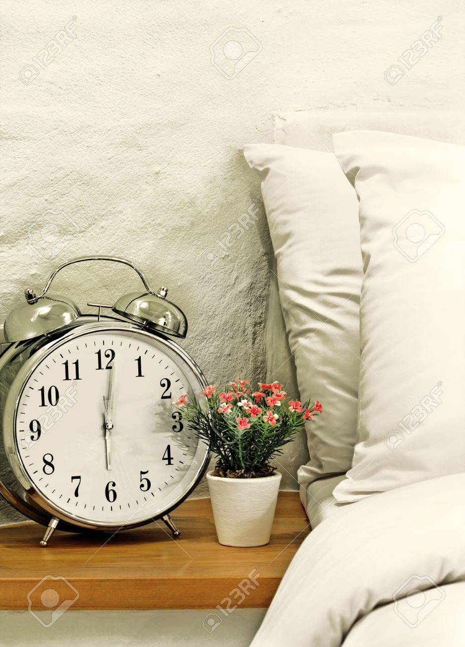 6 o clock in bedroom stock photo picture and royalty free image 6 o clock in bedroom stock photo 9744832
