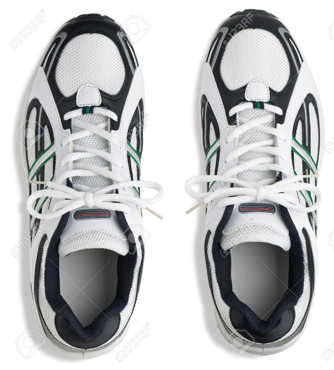 Unbranded Pair Of Running Shoes