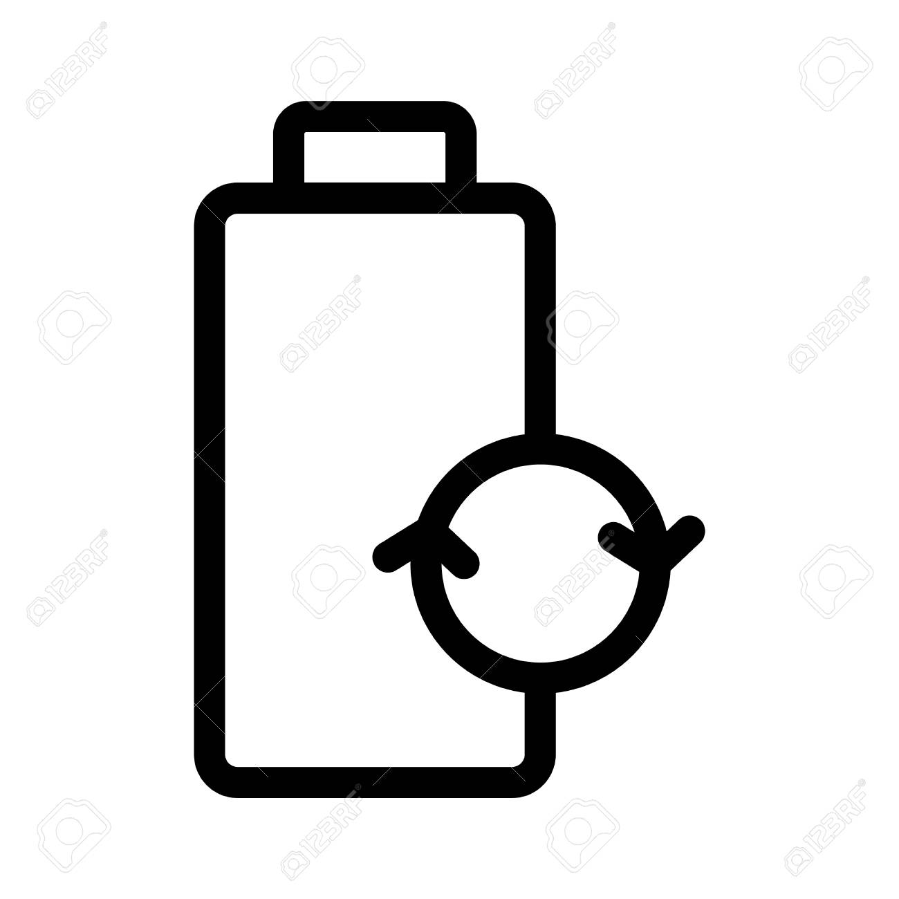 battery vector icon royalty free cliparts vectors and stock illustration image 110360685 123rf com
