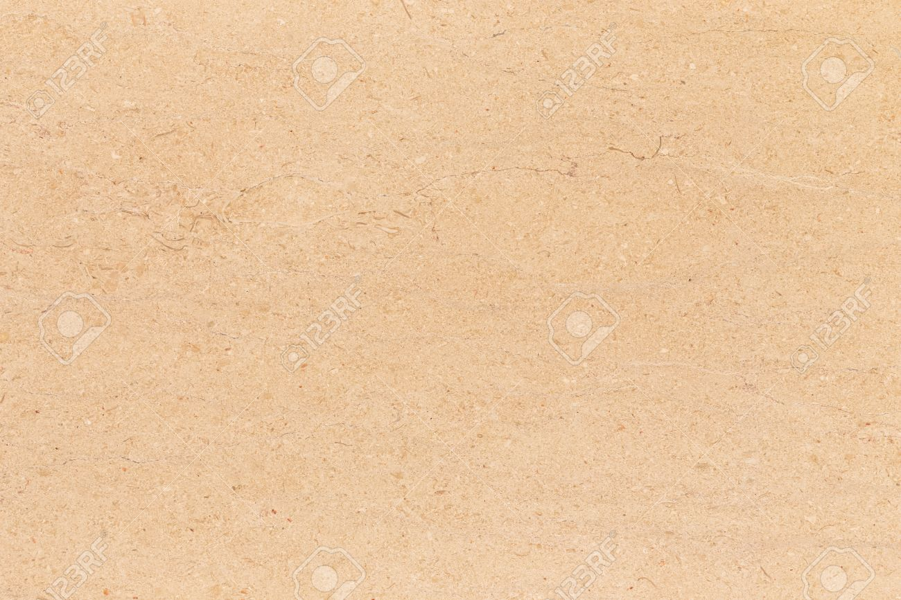 Light Brown Flat Marble Texture Background Stock Photo