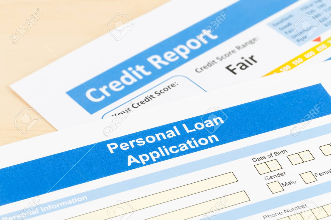 Personal Loan Credit Score 550 >> Personal Loan Application Form With Fair Credit Score