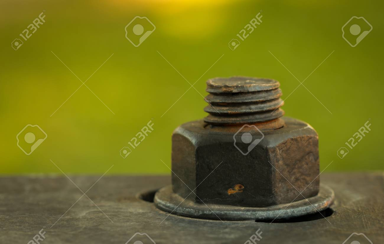 Nut Old Very Big Big Seize Lamp Post Electricity Post Stock Photo Picture And Royalty Free Image Image 62981940