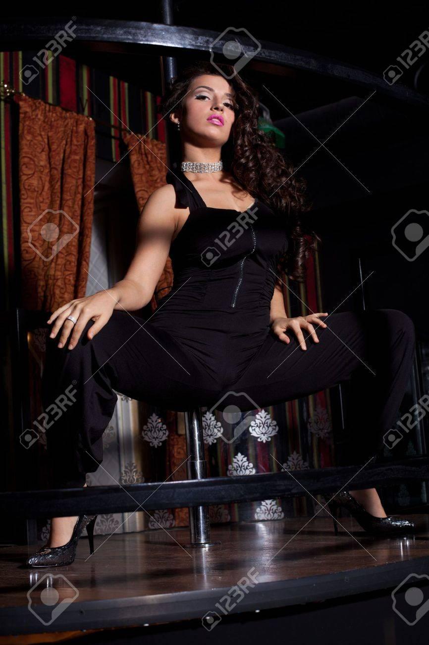 Ass athlete black photo