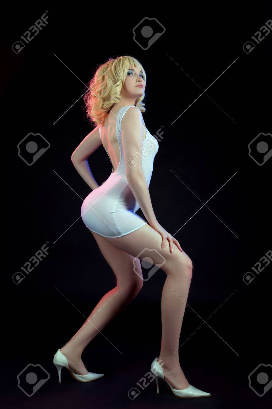Sexy Blond Woman In White Fashion Dress Holli Would Cosplay Stock Photo Picture And Royalty Free Image Image 12151653 By jolene, posted 7 years ago pron artist. sexy blond woman in white fashion dress holli would cosplay