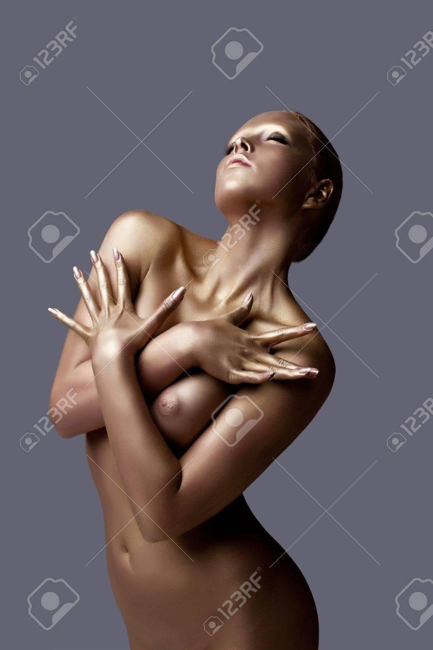 Ukraine long hair nude