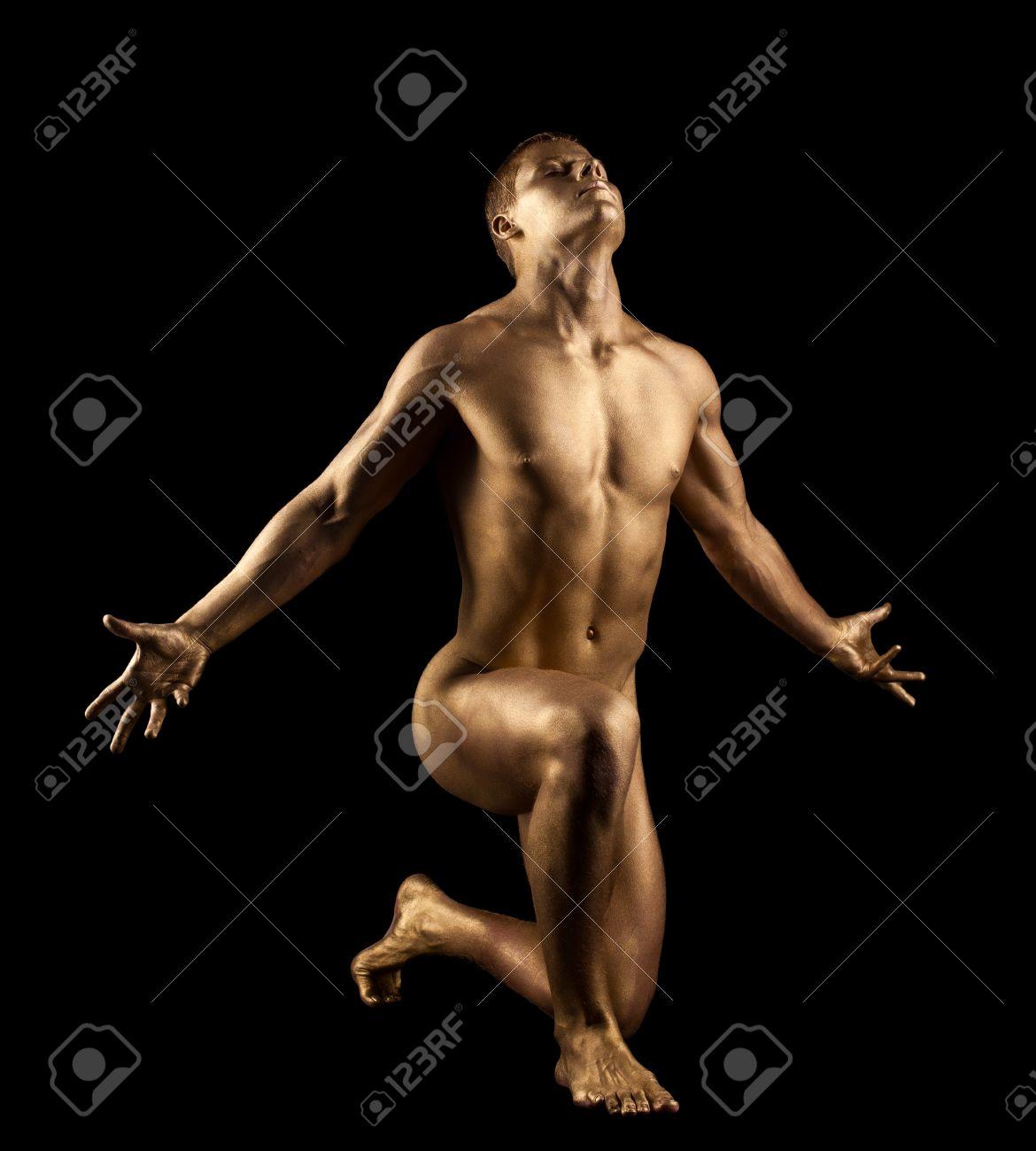 Спортивные голые мужики 1 фотография