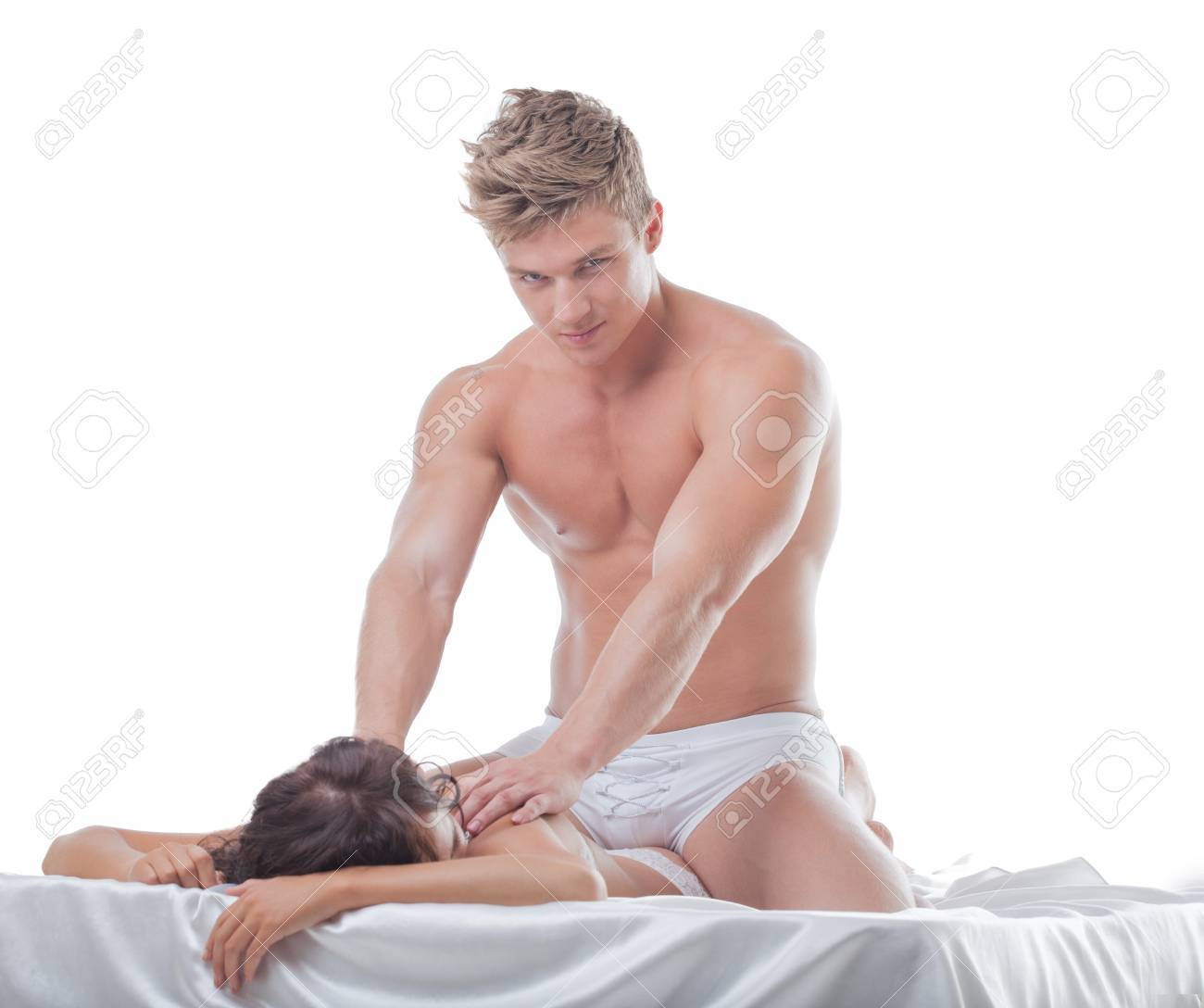 Girls Massage Guy