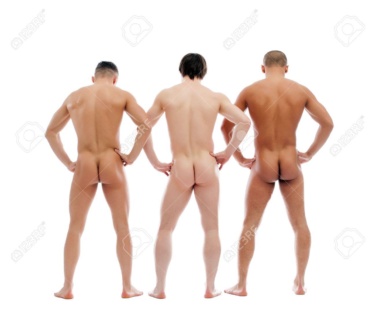 Фото голых мужских спин 1 фотография