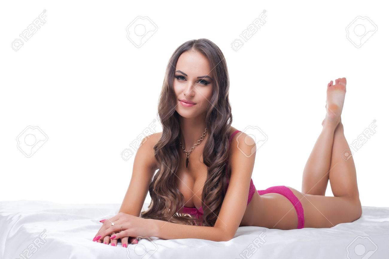 vollbusige Frau Bilder