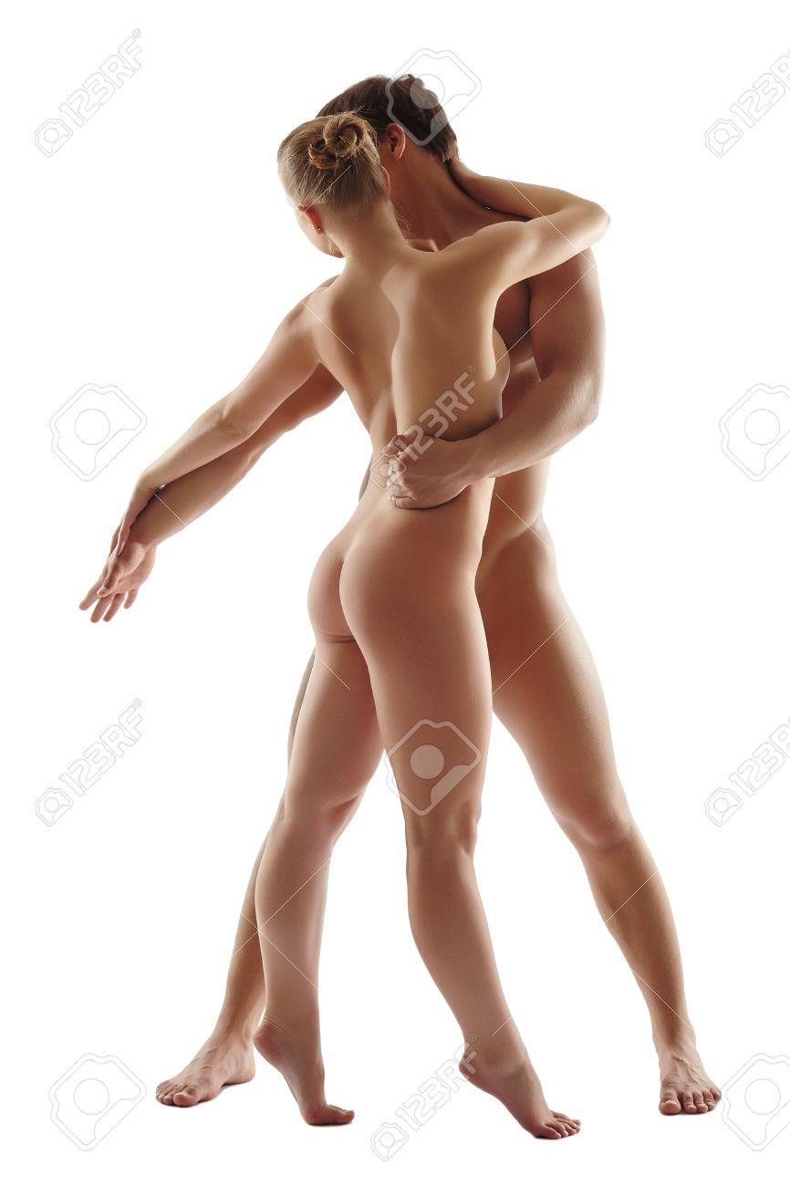 Nude Couple Dance