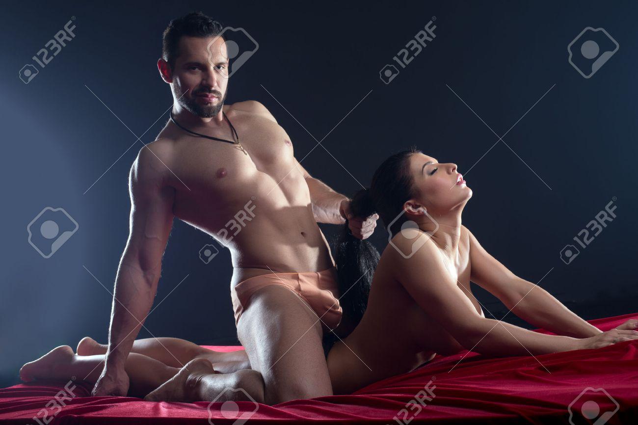 Секс страстный с бородатыми 15 фотография