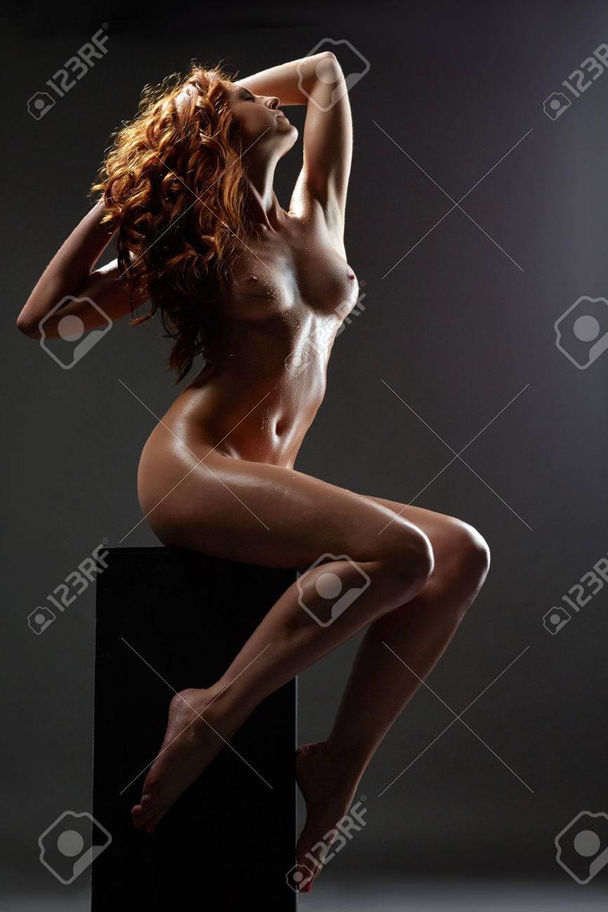 lesben posiert nackt
