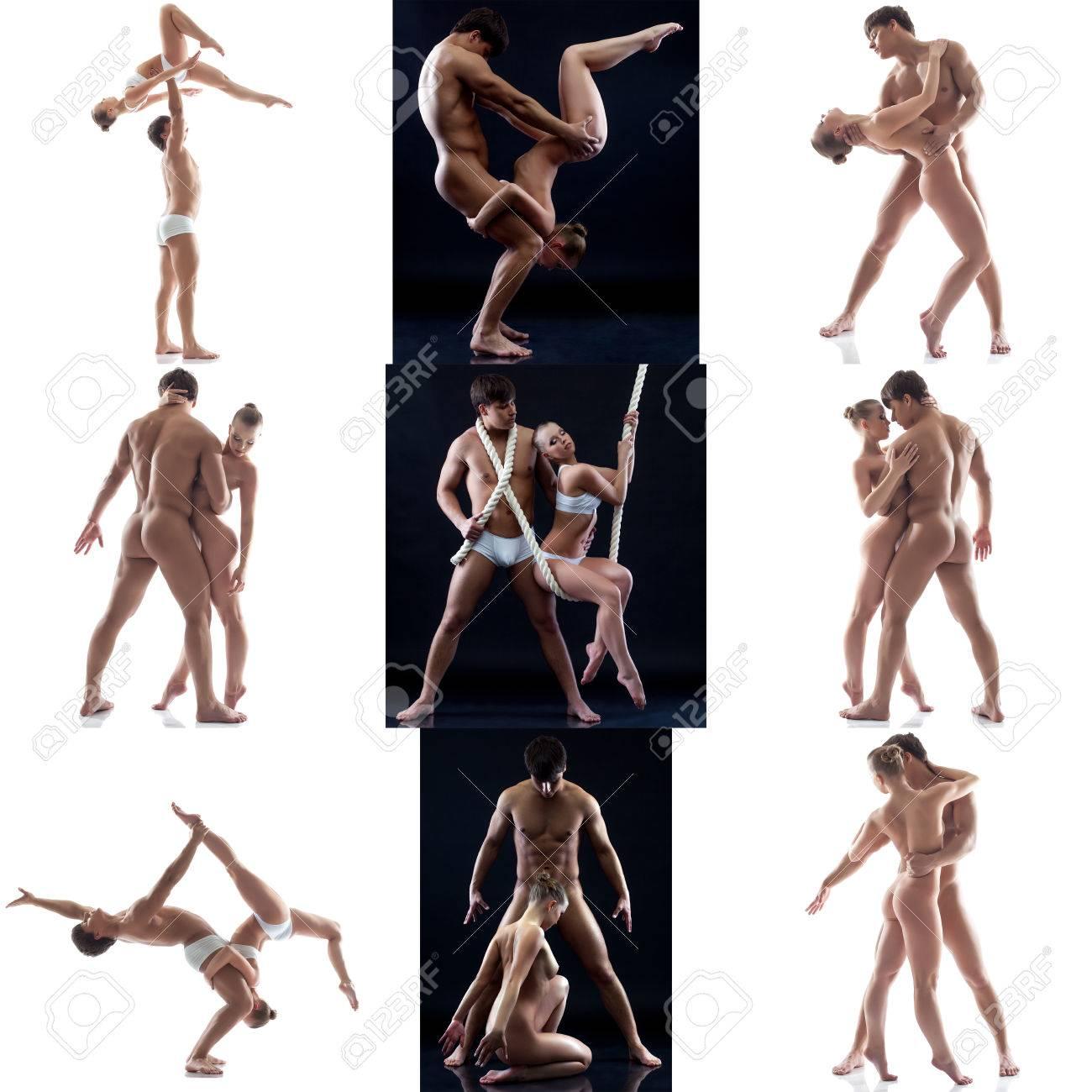 3d nude clip art