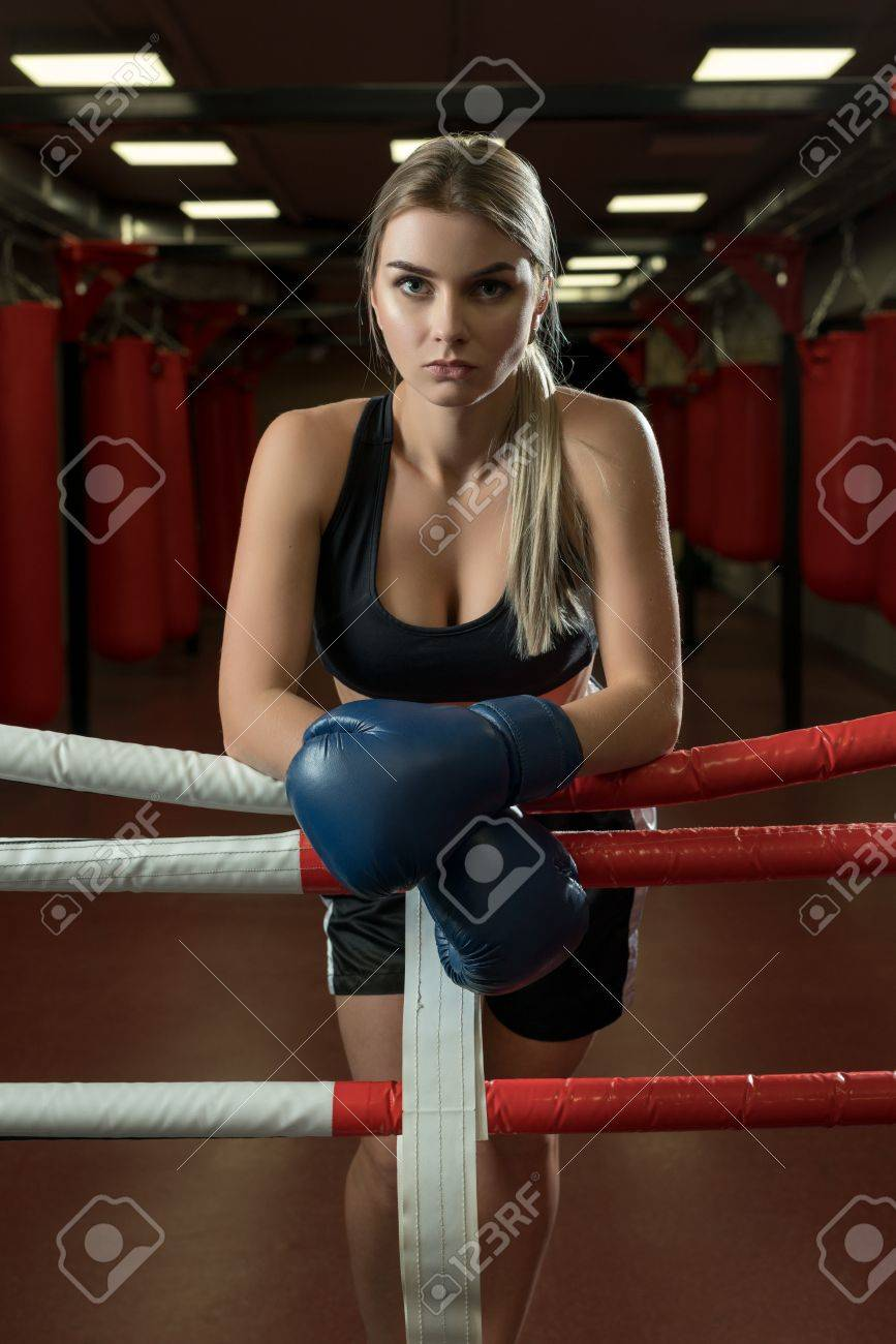 Boxing sexy Inside the