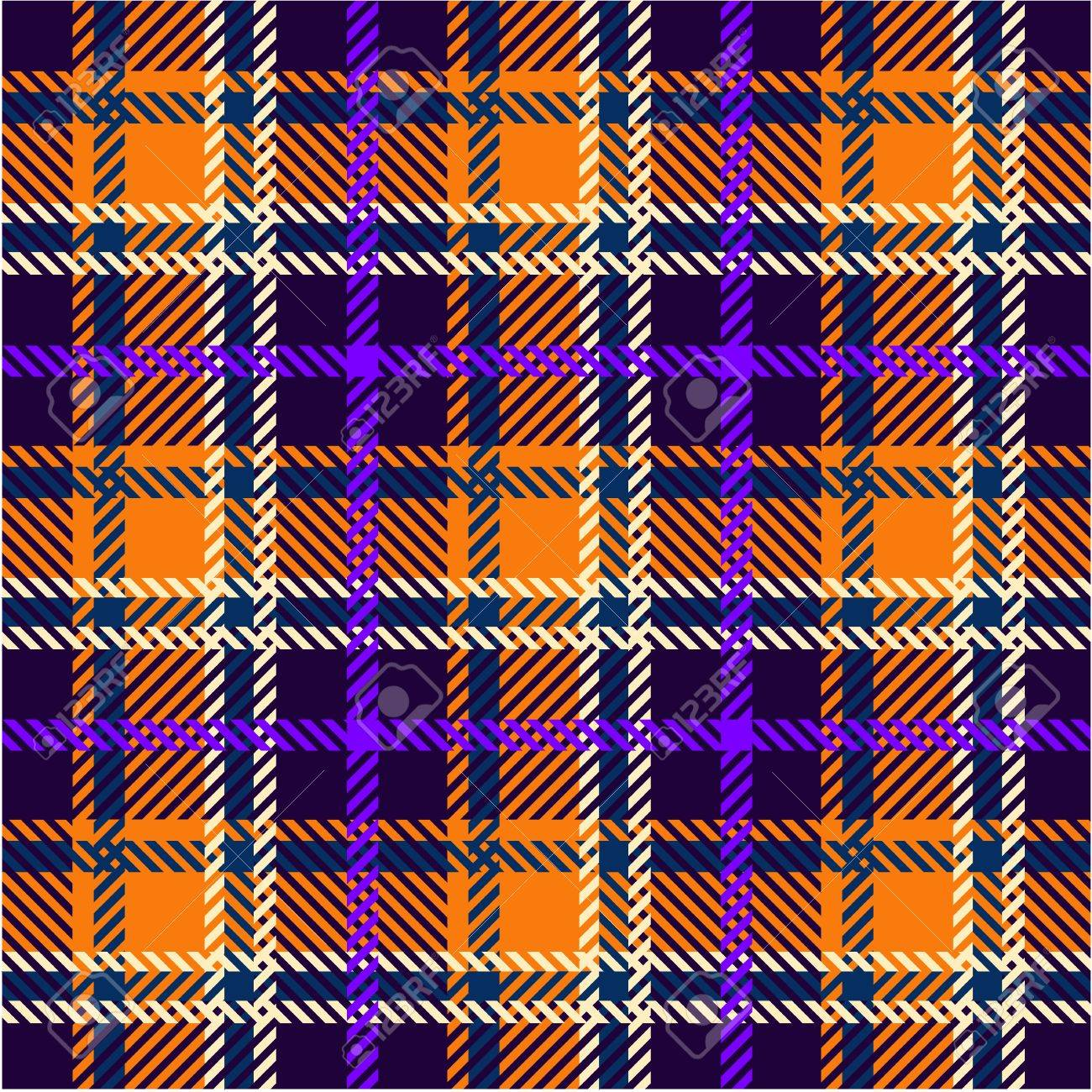 Plaid pattern Stock Vector - 10692400