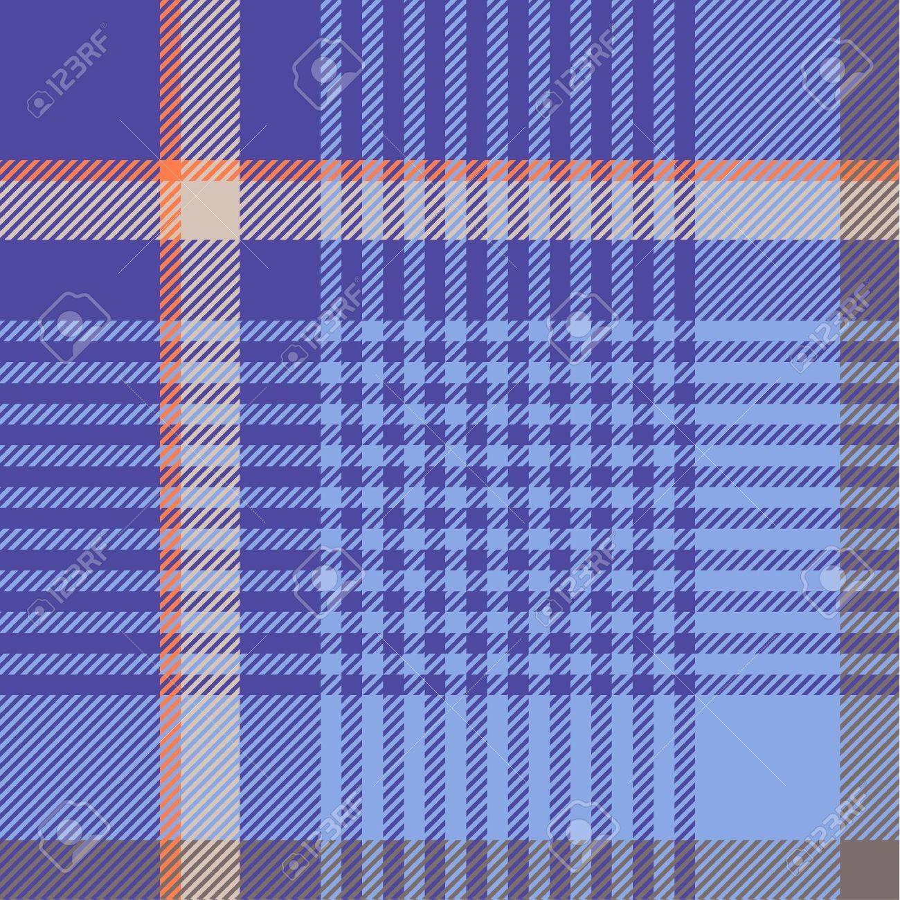 Tartan pattern Stock Vector - 14644752