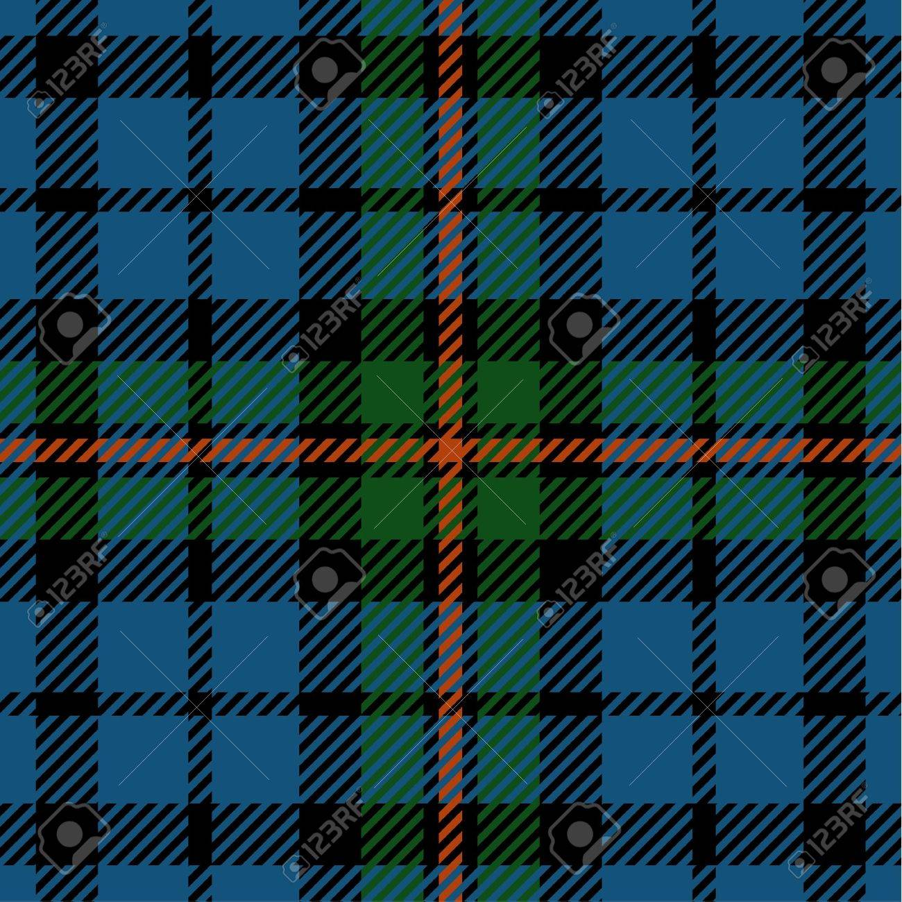Tartan pattern - 15374816