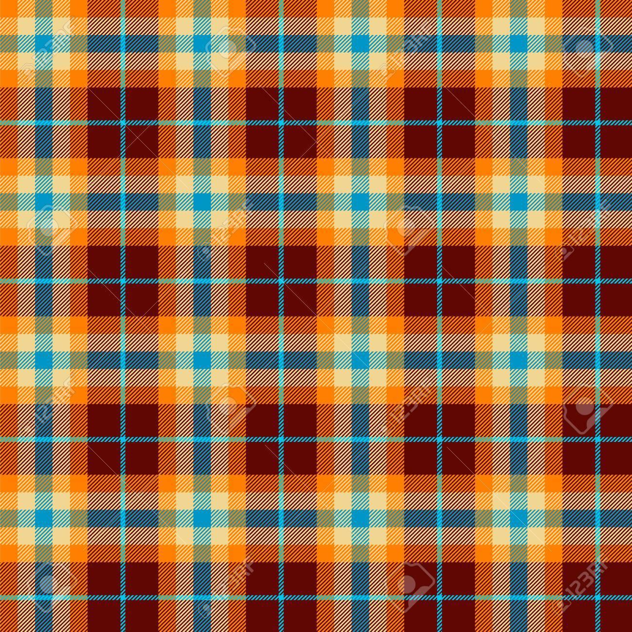 Seamless tartan pattern Stock Vector - 16853881