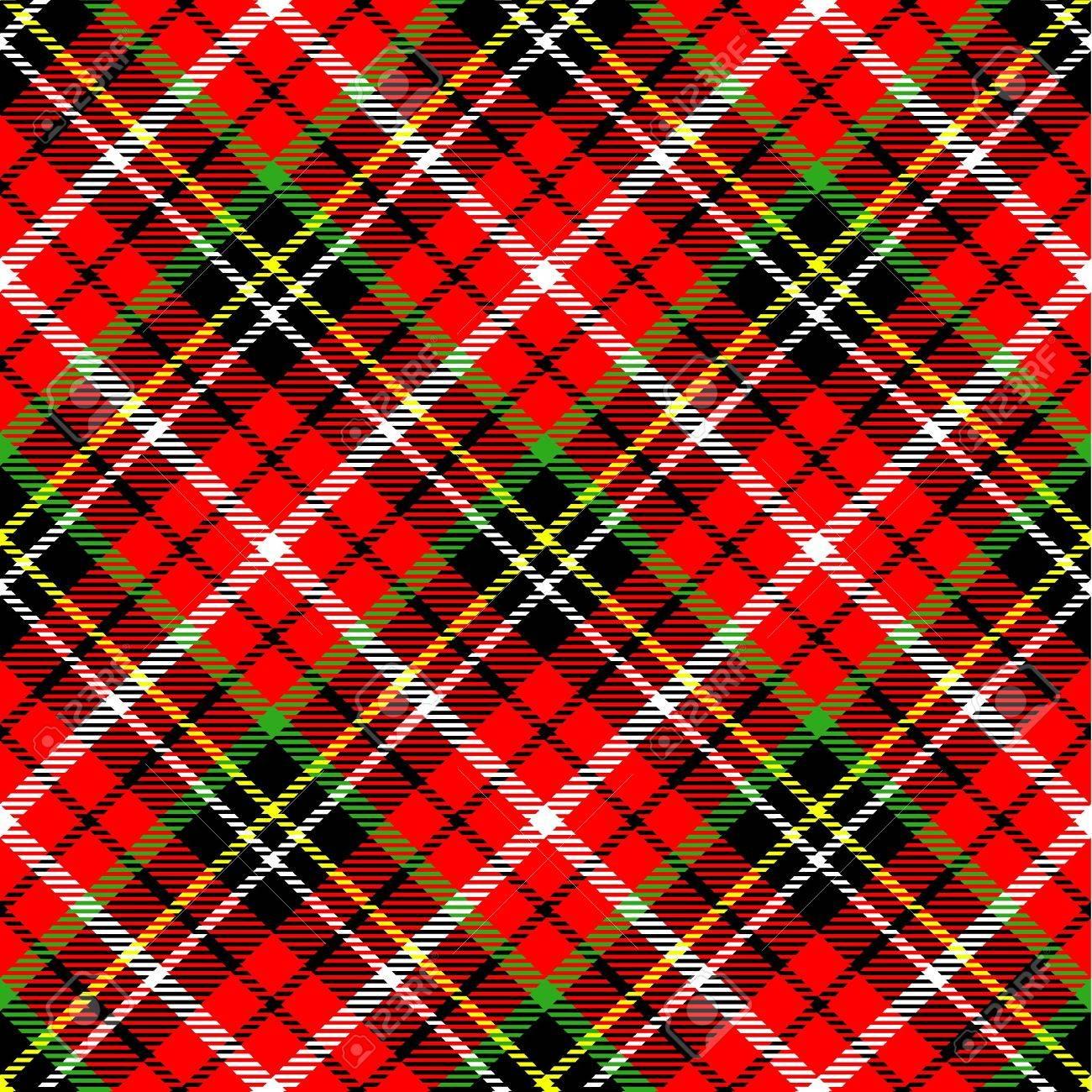 Seamless tartan pattern - 23113085