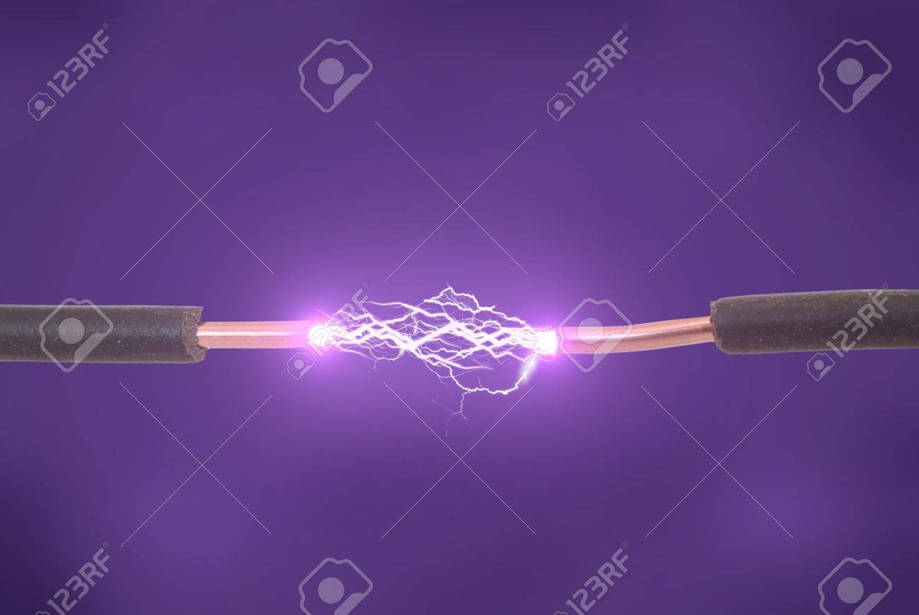 electric bow between cables - 7022180