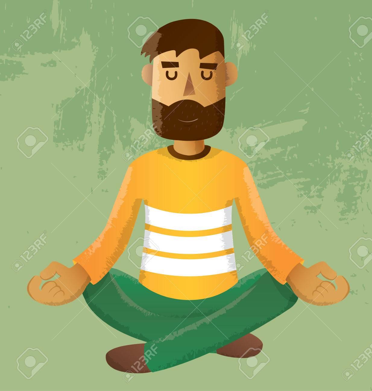 méditation Banque d'images - 37931789