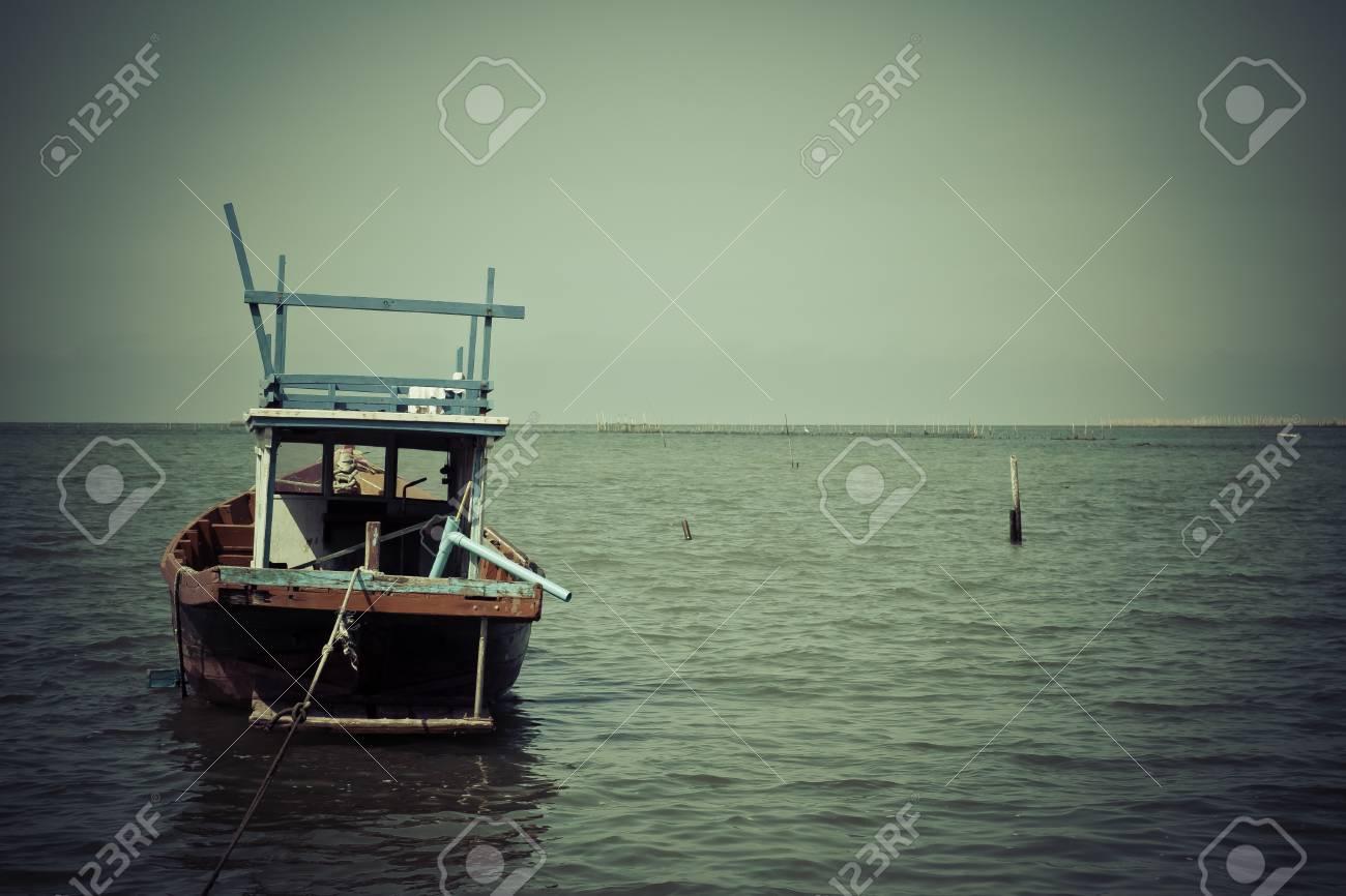 The fisherman Stock Photo - 13128114