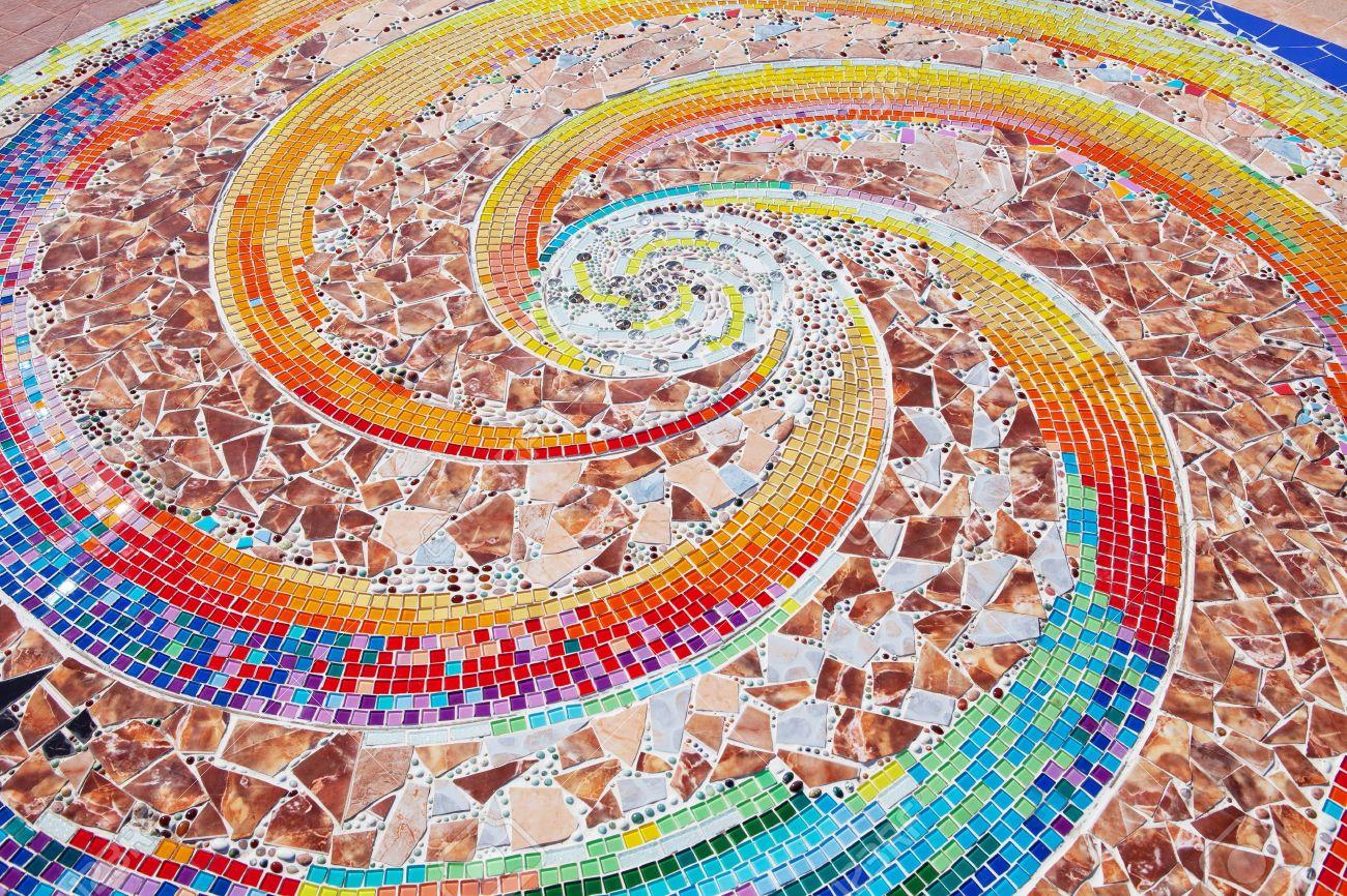 Colorful ceramic pattern broken tile wall stock photo picture and colorful ceramic pattern broken tile wall stock photo 12885821 dailygadgetfo Image collections