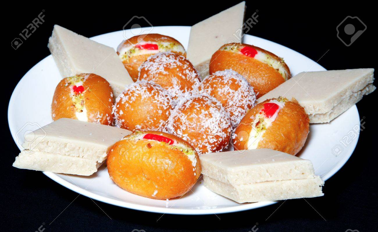 indian sweets Stock Photo - 8513985